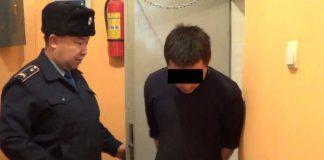 В ЮКО задержан скотокрад-грабитель