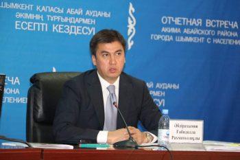 В отдаленные населенные пункты Абайского района проведут новый автобусный маршрут
