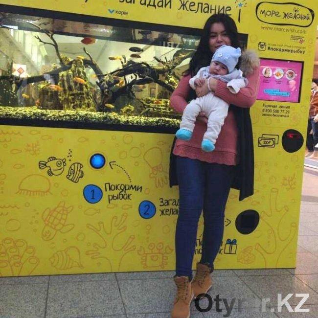 В Шымкенте пропала молодая женщина с малышом на руках