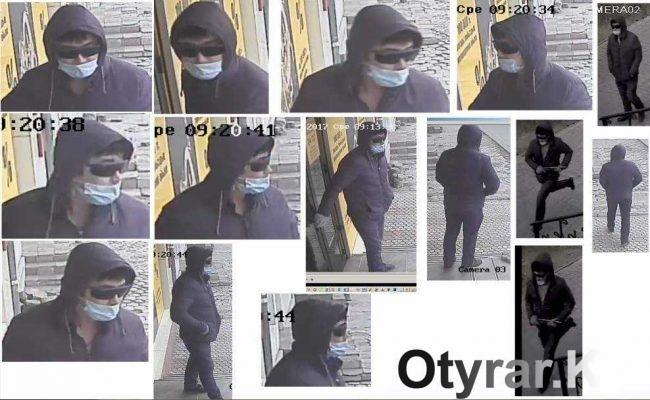 Вооруженный мужчина напал на ломбард в Шымкенте
