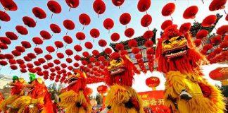 Китай закрыл границы из-за Нового года