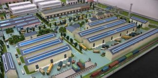 Международный транспортно-логистический центр в Шымкенте достроят к 2019 году