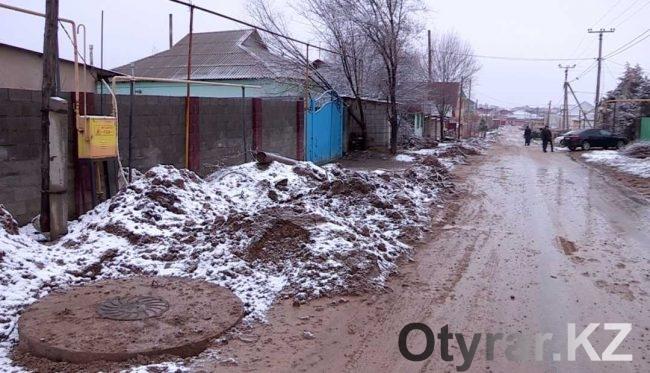 """Невыносимые условия создали коммунальщики жителям микрорайона """"Самал-1"""""""
