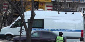 В Шымкенте неизвестный пытался ограбить ломбард