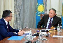 Президент поручил акиму ЮКО решить вопрос безработицы и сделать Шымкент миллионником