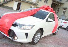 """Пять автомобилей и огромное число ценных призов получили клиенты ТС """"Эврика"""""""