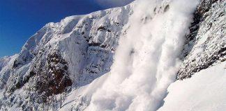В ЮКО опасность схода лавин в горах