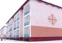 В Отырарском районе ЮКО появился многоэтажный микрорайон