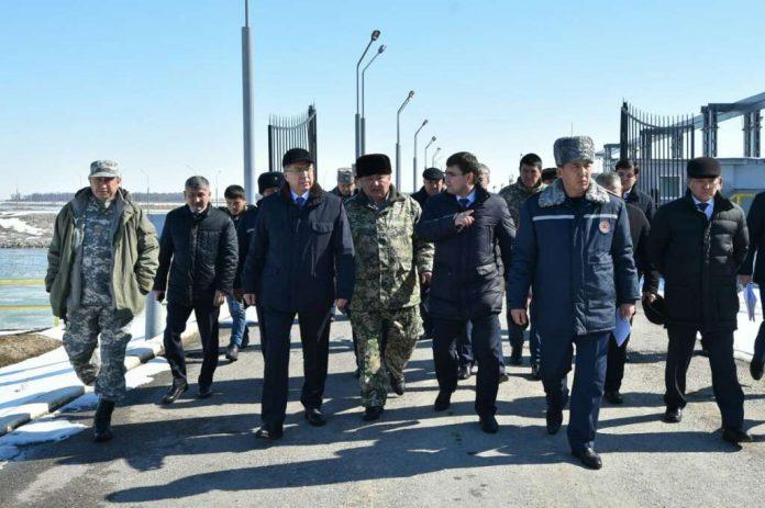 Жансеит Туймебаев провел совещание на Коксарайском контррегуряторе