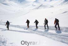 Опасность схода лавин ожидается в ЮКО