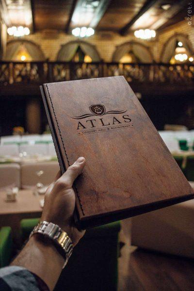 Концертный холл - ресторан «Атлас»