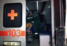 В Шымкенте столкнулись пассажирский автобус и маршрутка, полные людей