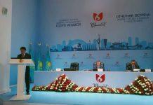 Состоялась главная отчетная встреча акима Шымкента с народом