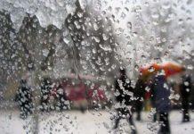 Дождь с переходом в снег ожидается в ЮКО