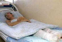 Ертай Халтурсынов утверждает, что потерял обе ноги в рабстве