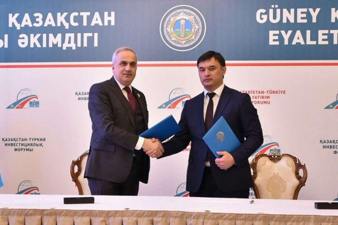 На Казахстанско-Турецком форуме подписано 5 меморандумов