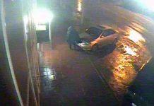 Видео с камеры наружного наблюдения в Шымкенте
