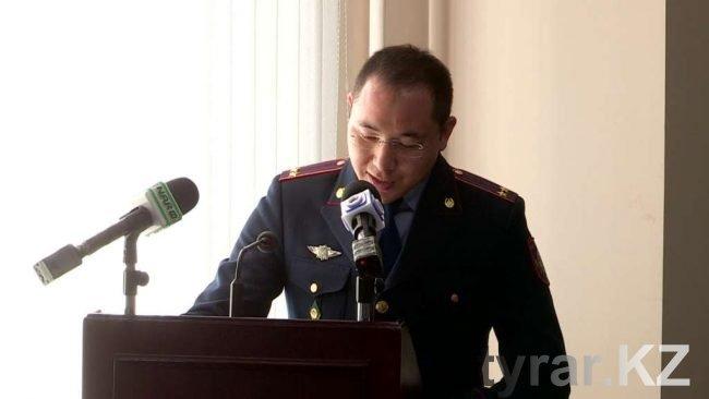Данияр Мейрхан, руководитель МПС Шымкента