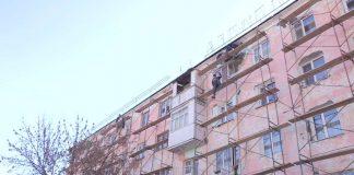 Новые фасады получат жители Тамерлановского шоссе