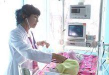 Брошенной на улице в Сайрамском районе малышке медики дали имя