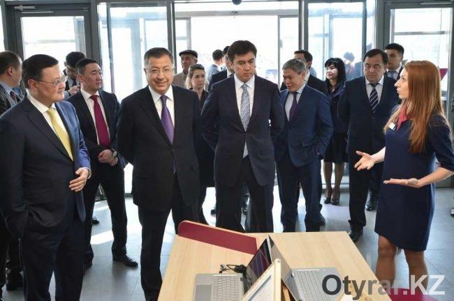 В Шымкенте торжественно открыт новый офис «ForteBank»