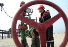 Наливная станция нефти