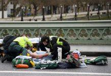 Трагедия в Лондоне. Фото: Reuters/ AFP.