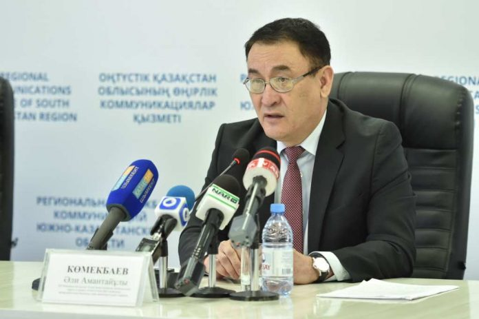 Али Комекбаев