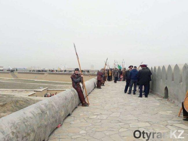 Полицейские в Туркестане