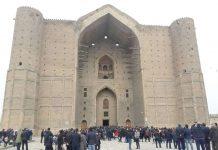 В Туркестане начался Наурыз