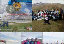 В Шымкенте прошел открытый чемпионат по Skyrunning