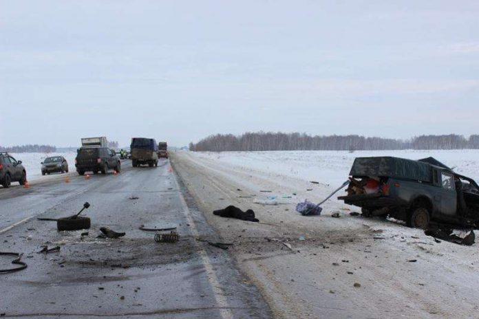 Трое шымкентских погибли в аварии в Карагандинской области