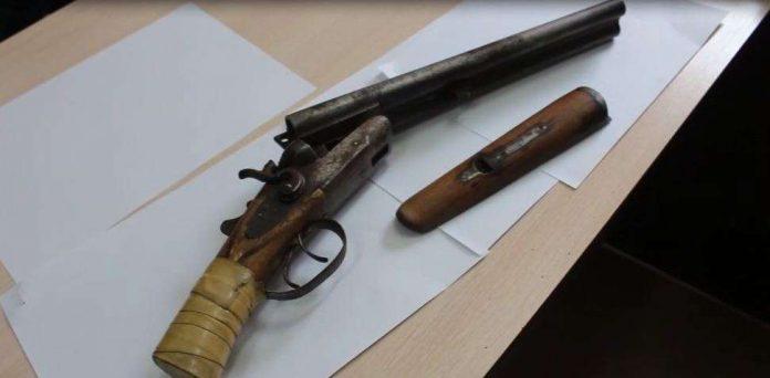 Обрез охотничьего ружья