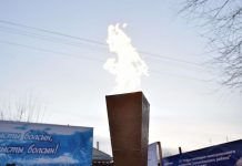 Новый газопровод ввели в эксплуатацию в ЮКО