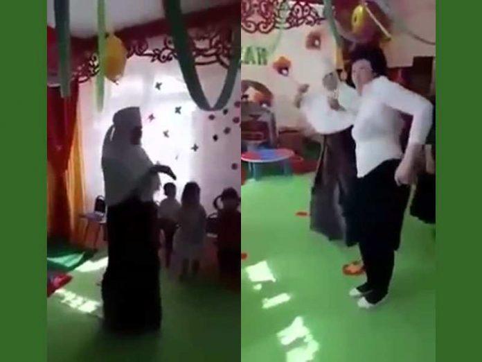 Благодаря видео в соцсетях наказаны воспитатели детсада в Шымкенте