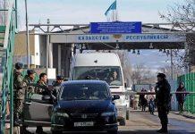 На границе Казахстана и Кыргызстана закрыли КПП