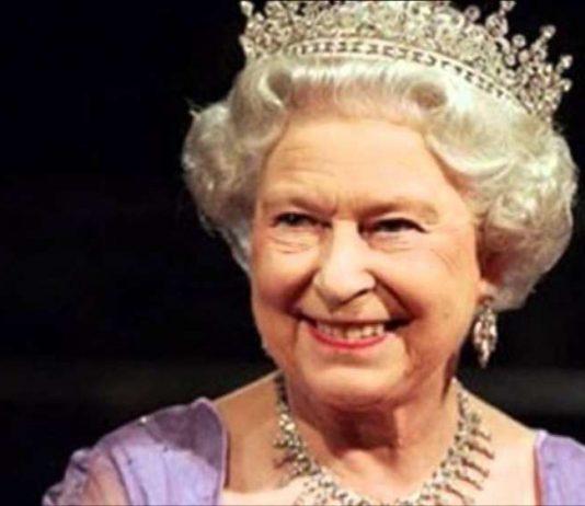 Королева Англии Елизавета II