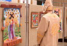 Выставка народного декоративно-прикладного искусства