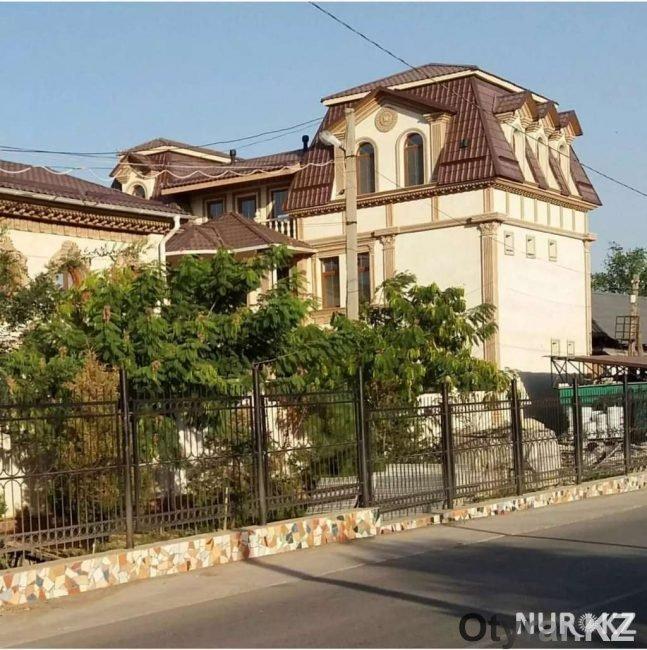 Дом в микрорайоне Шапагат