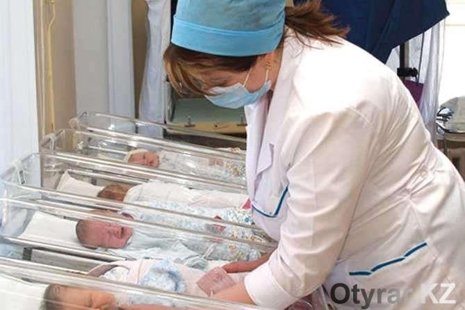 201 ребенок родился за 1 день в ЮКО