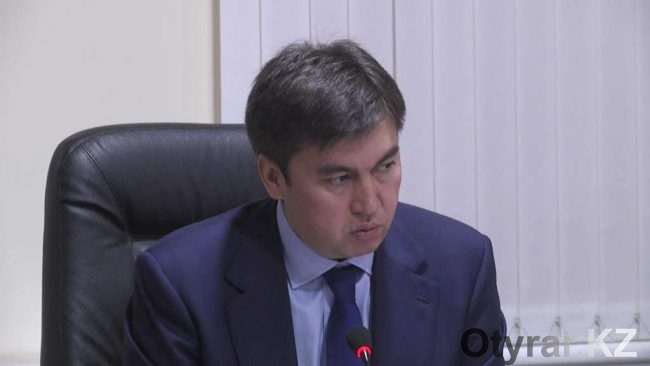 Аким Шымкента Габидулла Абдрахимов