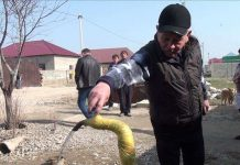 Питьевая вода появилась в микрорайоне Кызылжар