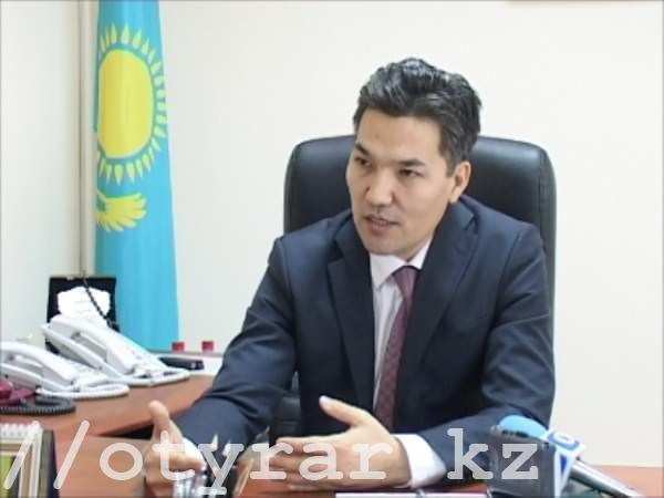 Жумагали Исмаилов задержан в Шымкенте