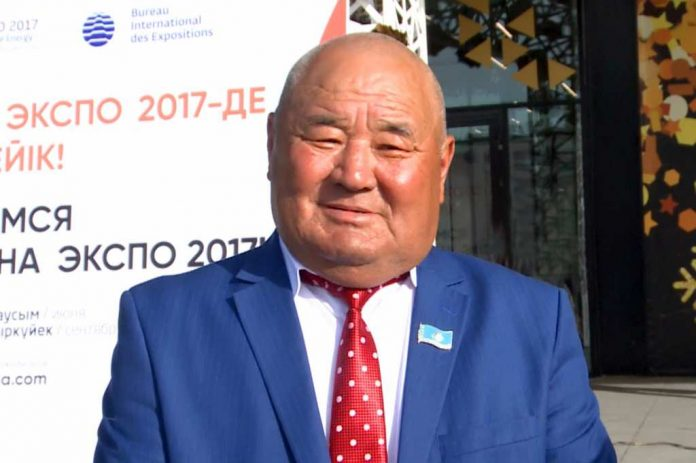 Рахим Танирбергенов