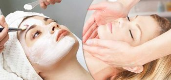 Маска и массаж для лица