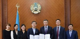 ЮКО подписали меморандум с корейскими медиками