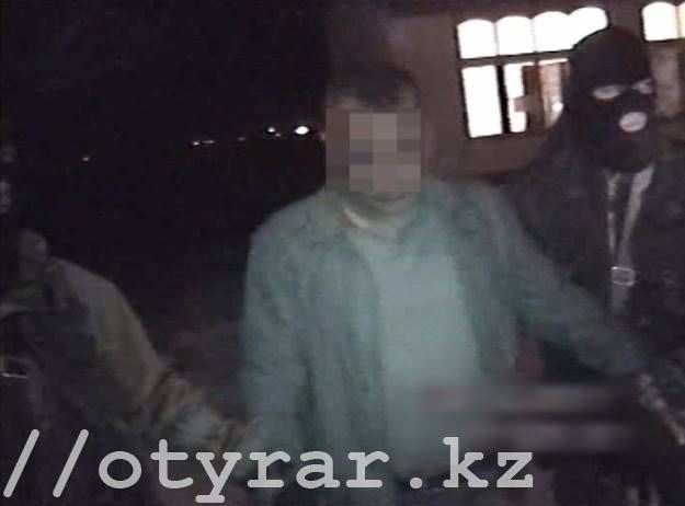 Задержание наркосбытчиков