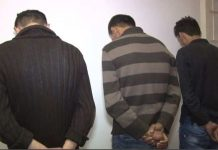 Задержаны похитители оборудования для химчистки