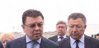 Министр энергетики в Шымкенте
