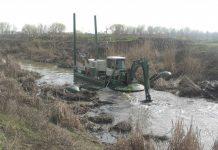 Очистка каналов в Мактааральском районе